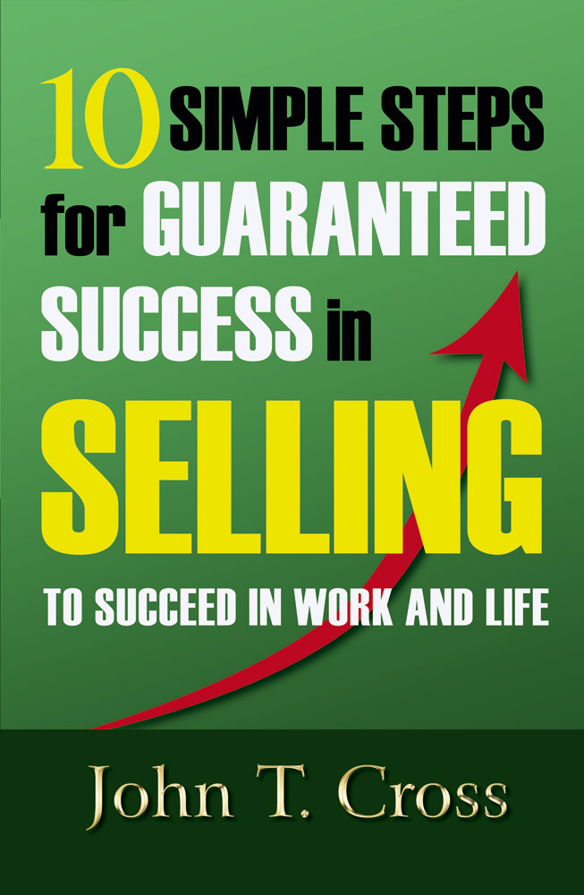 10 Simple Steps Selling
