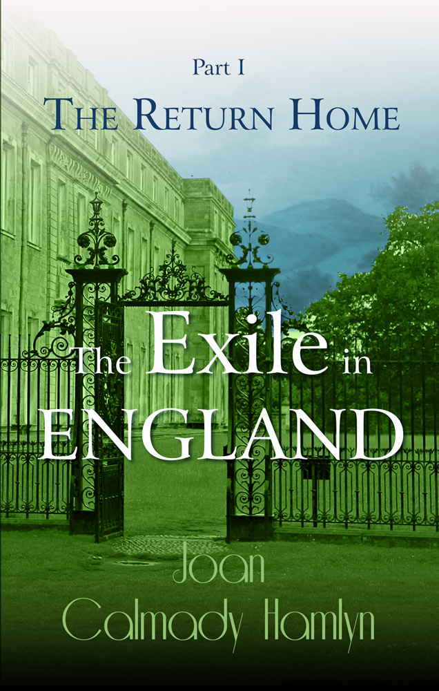Exile In England book cover