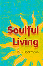 Soulful Living book cover design