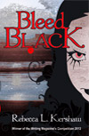 Bleed Black YA book cover