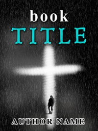 The cross cover design
