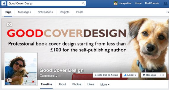 Facebook header design