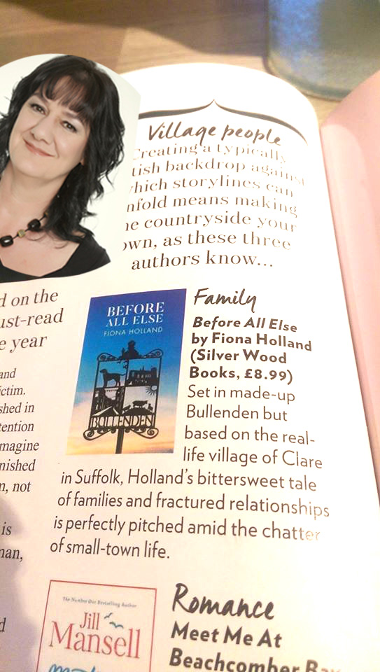 Before All Else review in Red Magazine