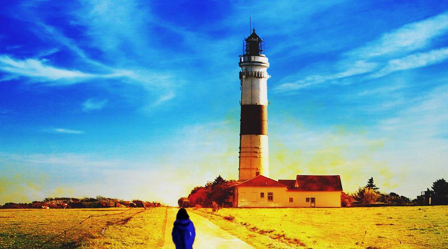 Lighthouse Chick Lit Background