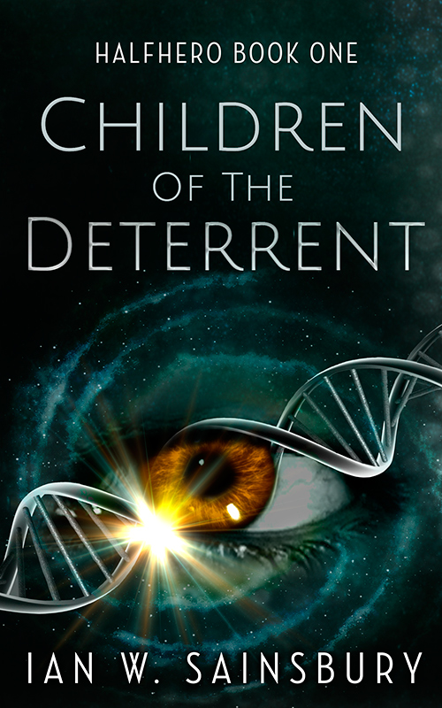 Children of the Deterrent book cover