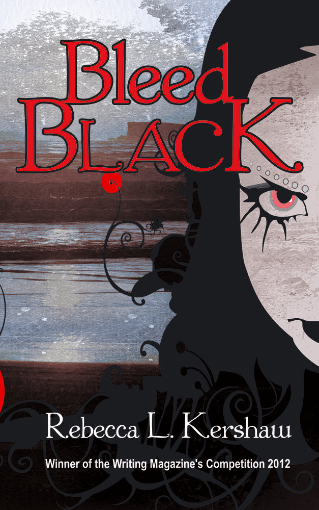 Bleed Black Book Cover