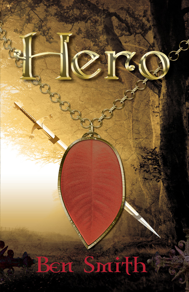 Hero cover design
