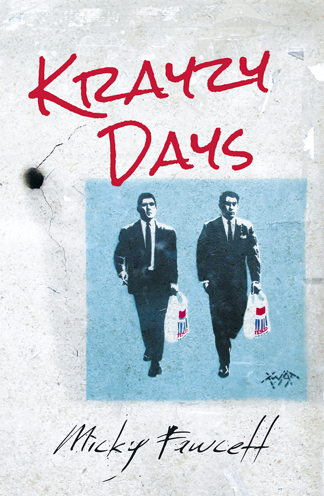 Krazy Days Crime Cover