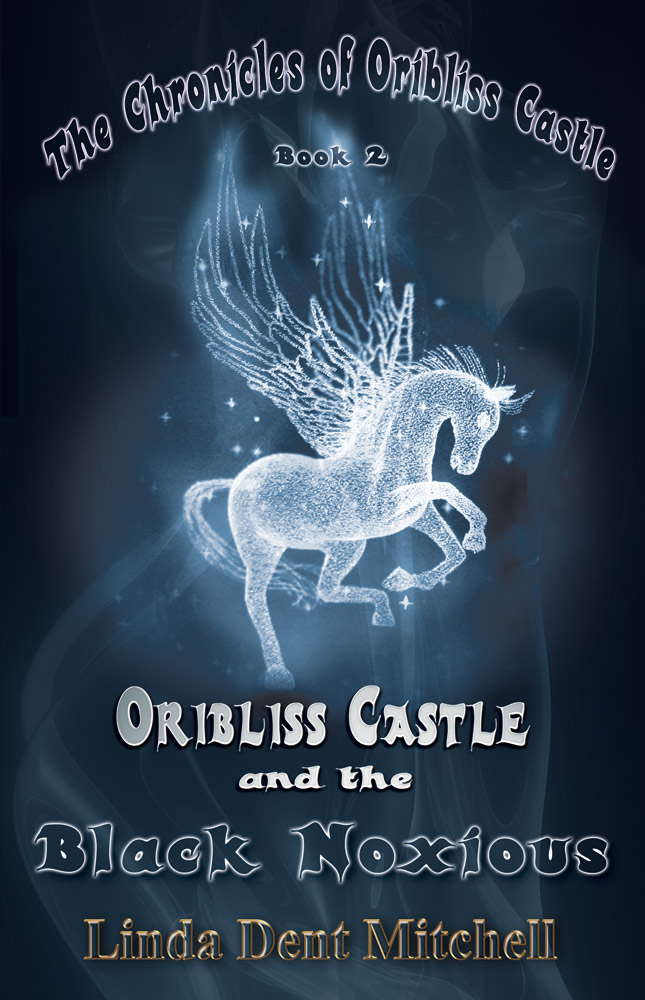 Oribilis Castle YA book cover