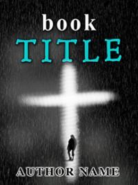 The cross cover design