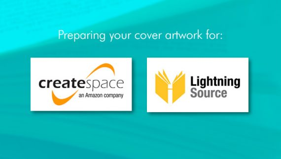 Preparing cover artwork for Amazon or Lighting Source