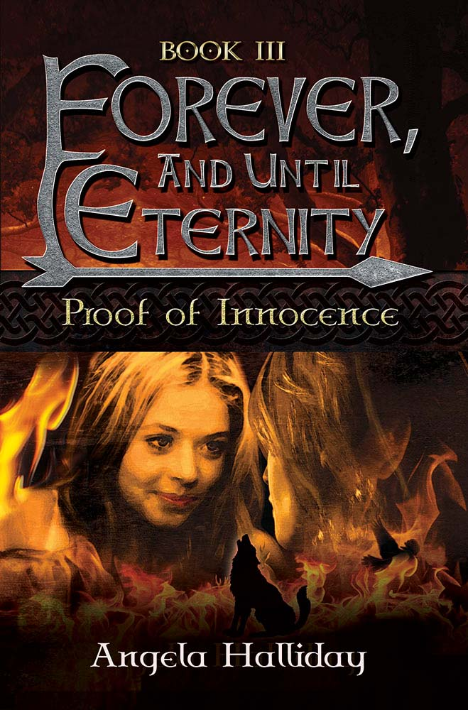 Proof Of Innocence by Angela Halliday