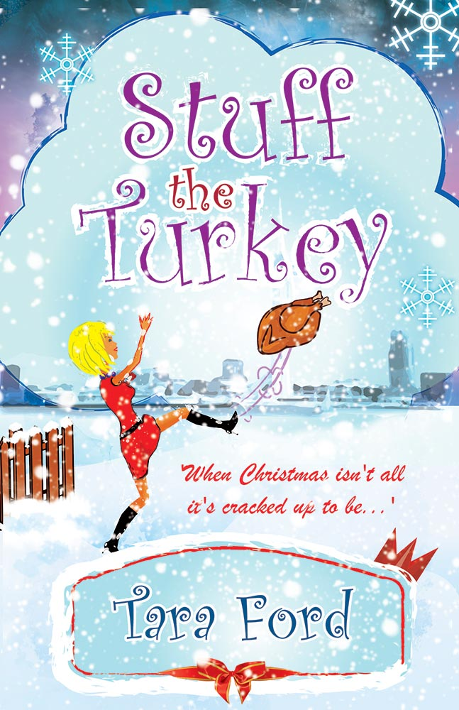 Stuff The Turkey by Tara Ford.